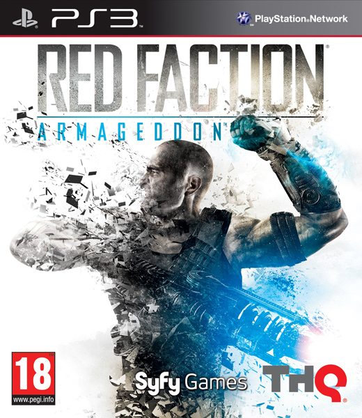 Red Faction: Armageddon, Игри за PlayStation 3