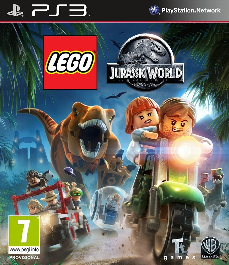 Lego Jurassic World, Игри за PlayStation 3