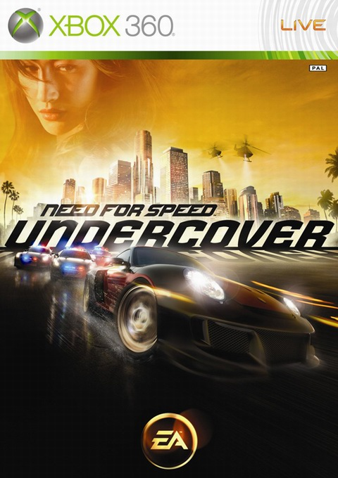 Need for Speed Undercover, Игри за XBOX, XBOX360