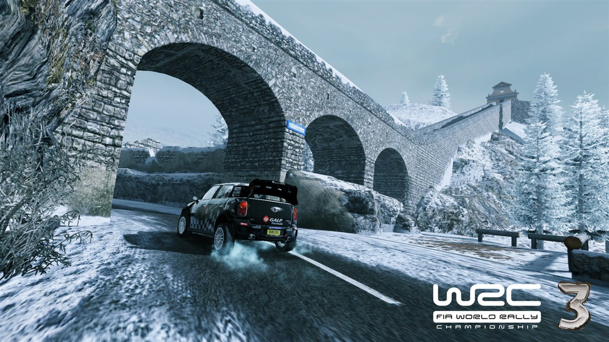 WRC: FIA World Rally Championship 3, Игри за PC - Увеличи снимката