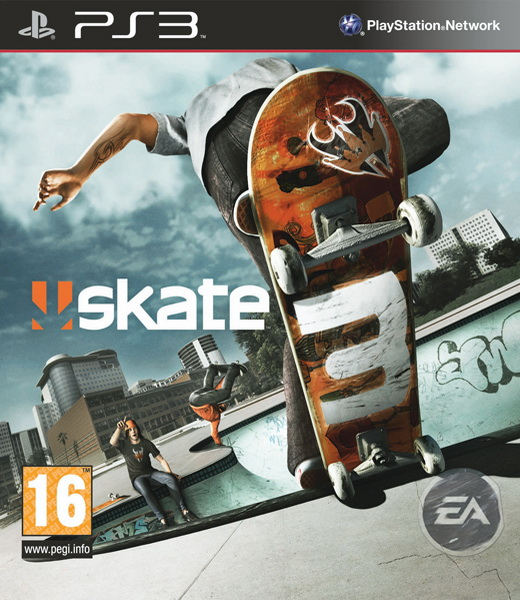 Skate 3, Игри за PlayStation 3