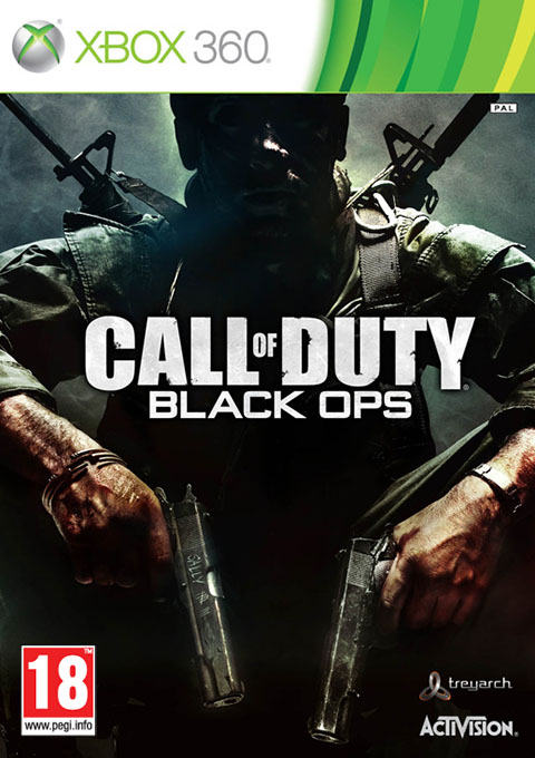 Call of Duty: Black Ops, Игри за XBOX, XBOX360