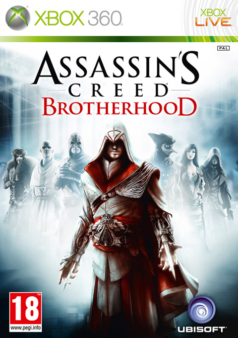 Assassin's Creed: Brotherhood, Игри за XBOX, XBOX360