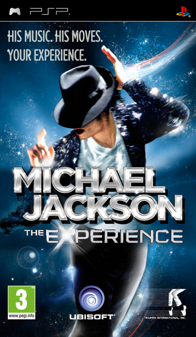 Michael Jackson The Experience, Игри за SONY PSP