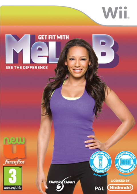 Get Fit with Mel B, Игри за Nintendo Wii