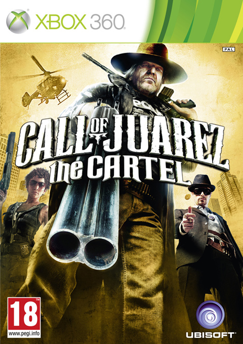 Call of Juarez: The Cartel, Игри за XBOX, XBOX360
