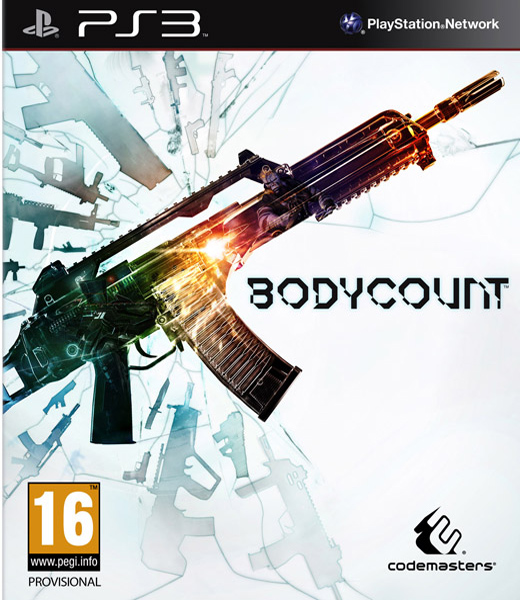 Bodycount, Игри за PlayStation 3