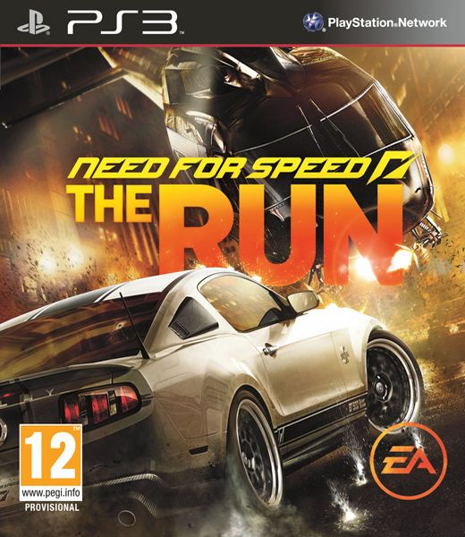 Need for Speed: The Run, Игри за PlayStation 3