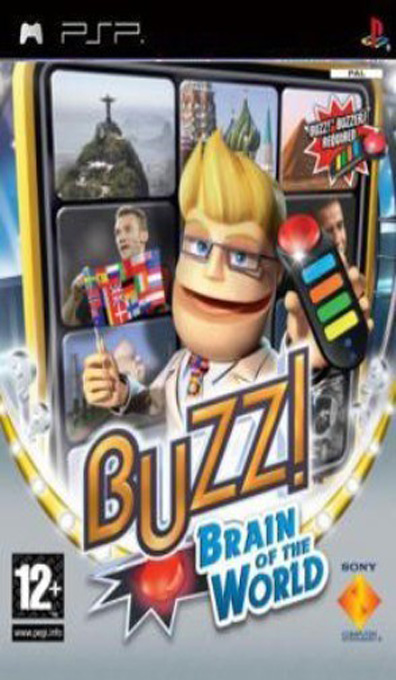 Buzz: Brain of the World, Игри за SONY PSP