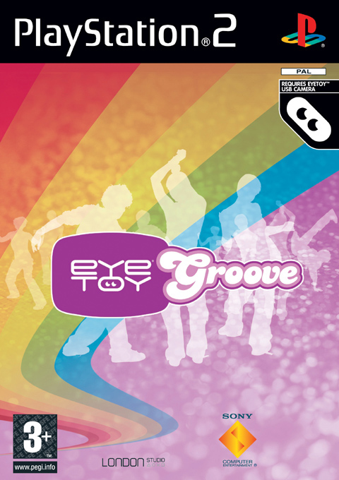 EyeToy Groove, Игри за PlayStation2