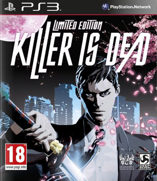 Killer is Dead Limited Edition, Игри за PlayStation 3