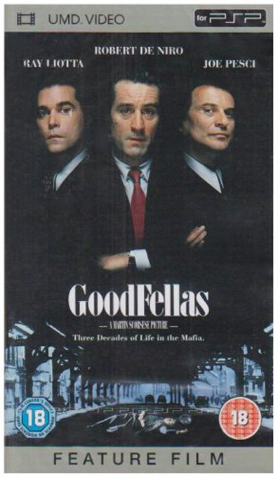Goodfellas UMD Mini for PSP