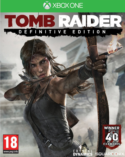 Tomb Raider Definitive Edition, Игри за XBOX, XBOXONE