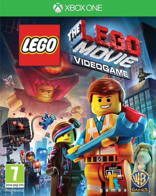 LEGO Movie: The Videogame, Игри за PlayStation 3