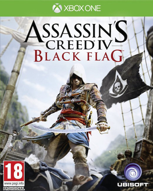 Assassin's Creed IV: Black Flag, Игри за PlayStation 3