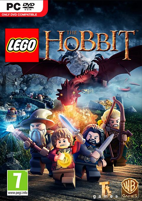 LEGO: The Hobbit, Игри за PC