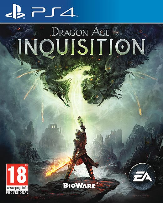 Dragon Age: Inquisition, Игри за PlayStation 3