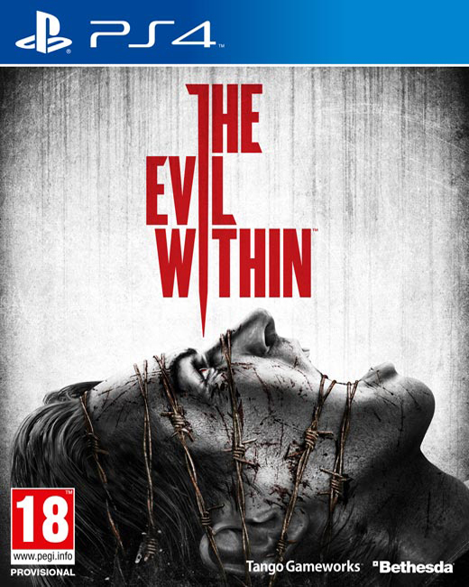 The Evil Within, Игри за PlayStation 3