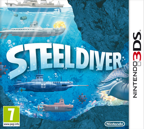 Steel Diver, Игри за PlayStation 3