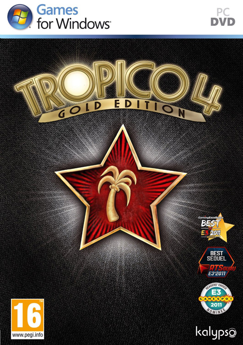 Tropico 4: Gold Edition, Игри за PC