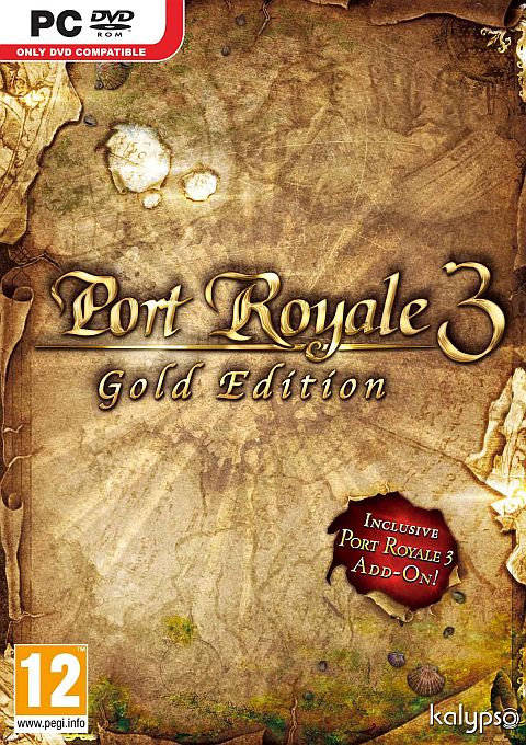 Port Royale 3 Gold Edition, Игри за PC
