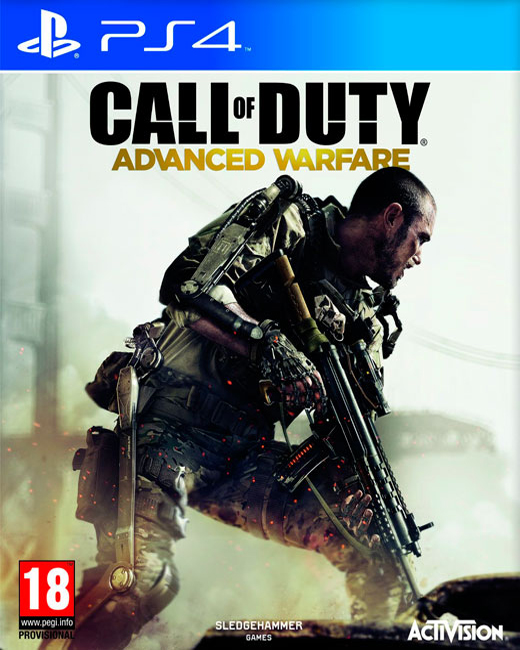 Call of Duty: Advanced Warfare, Игри за XBOX, XBOX360