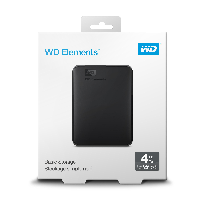 Western Digital Wd 1tb Elements My Passport Ultra Portable Hd External Hard Drive
