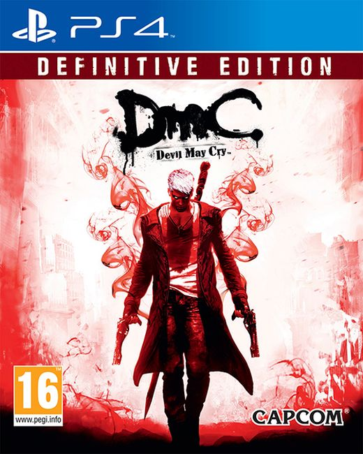 DmC Devil May Cry Definitive Edition, Игри за XBOX, XBOX360