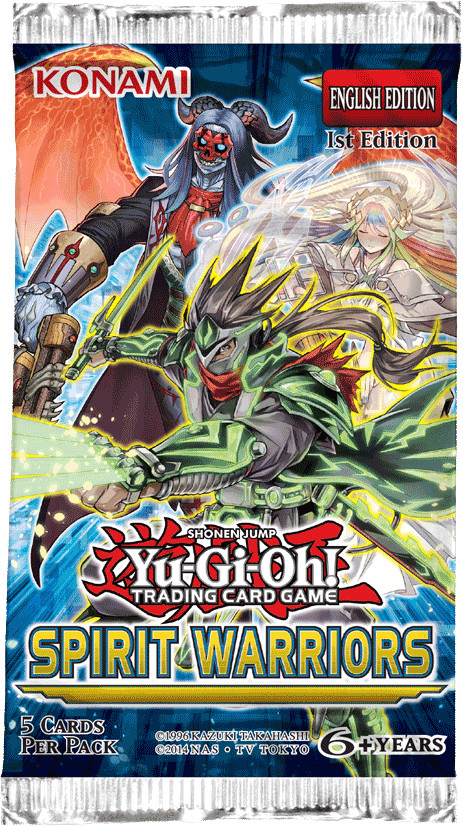 Yu-Gi-Oh! Spirit Warriors Booster, Игри за PlayStation 3