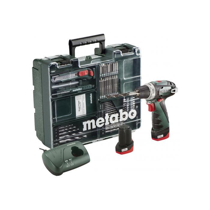 Metabo PowerMaxx BS Basic SET 2х2Ah () от ELECTRON.BG