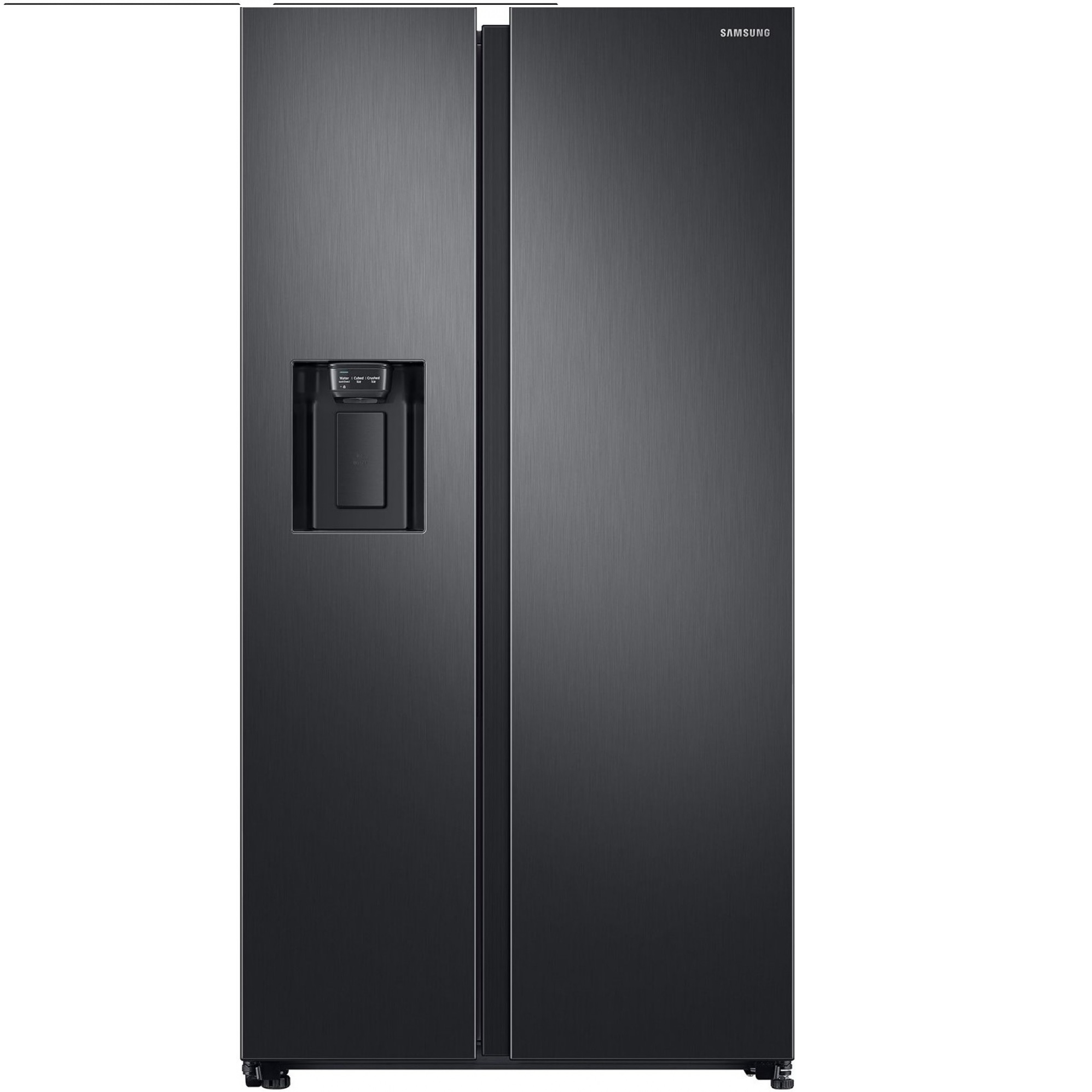 Samsung RS68N8220B1/EF, Side by Side Хладилник, 617 l, Full No Frost, Twin Cooling, Compresor Digital Invertor, Display, Dispenser, A+, H 178 cm, Black