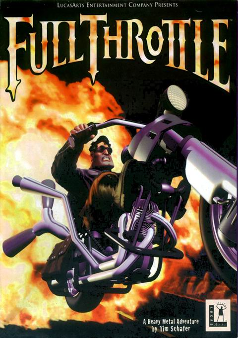 Full Throttle, Игри за PC