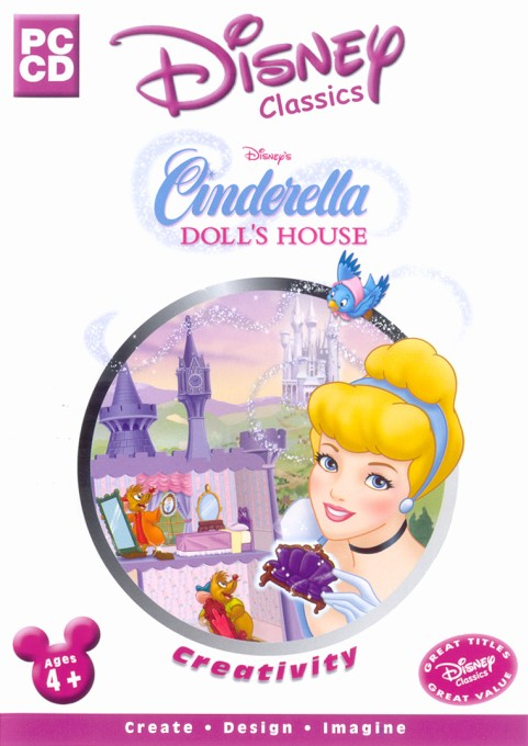 Cinderella Doll's House, Игри за PC