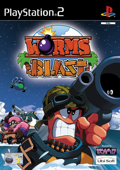 Worms Blast, Игри за PlayStation2