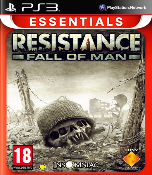 Resistance: Fall of Man - Essentials, Игри за PlayStation 3