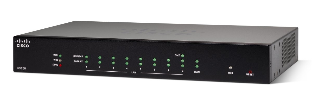 Cisco Systems RV260-K9-G5