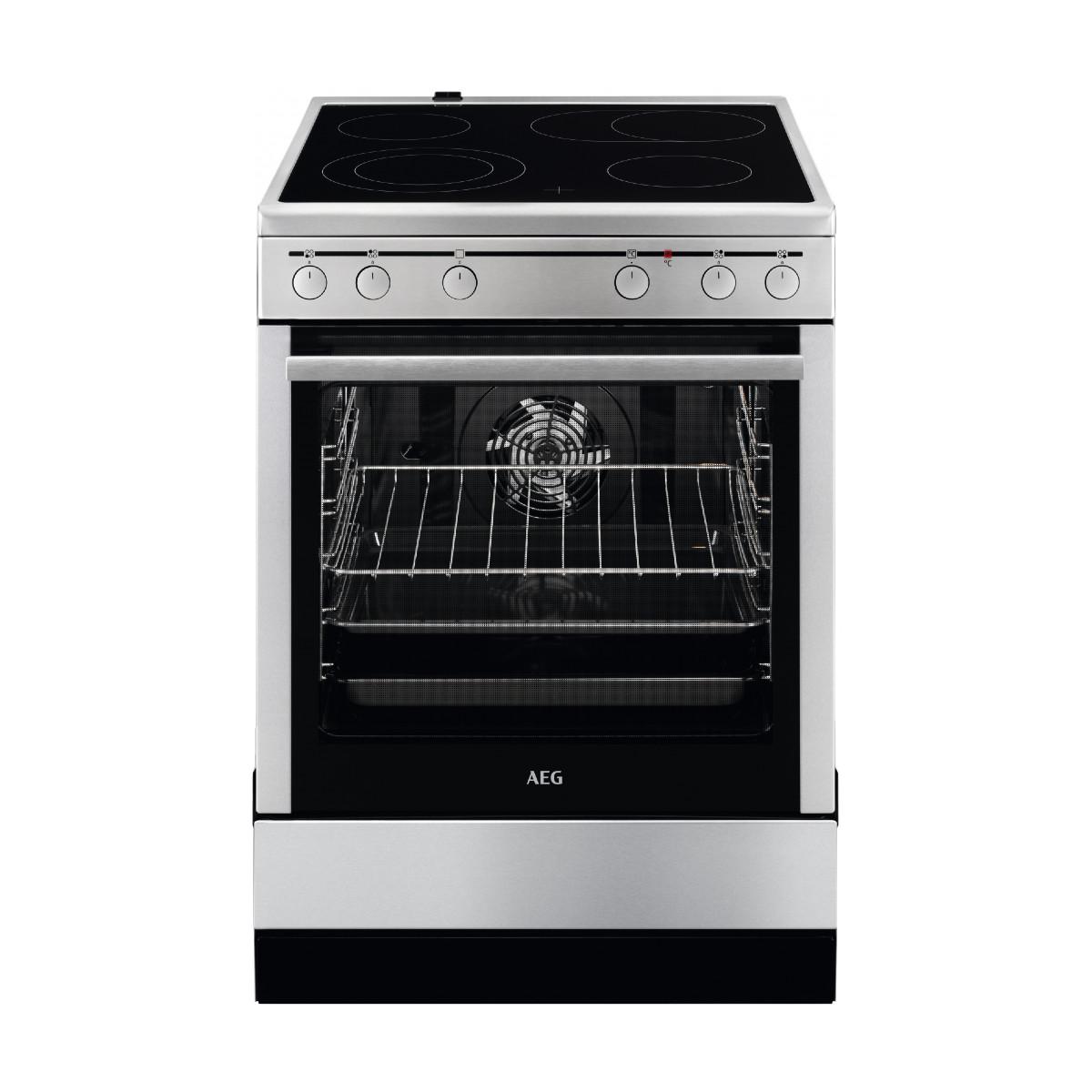 f3df5f31b0f AEG 40016VS-MN, Готварска печка с керамичен плот - Увеличи снимката