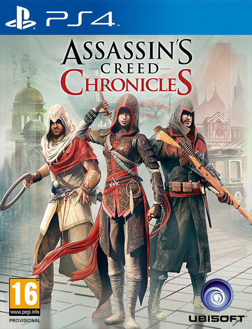 Assassin's Creed Chronicles - PRE-ORDER, Игри за PC