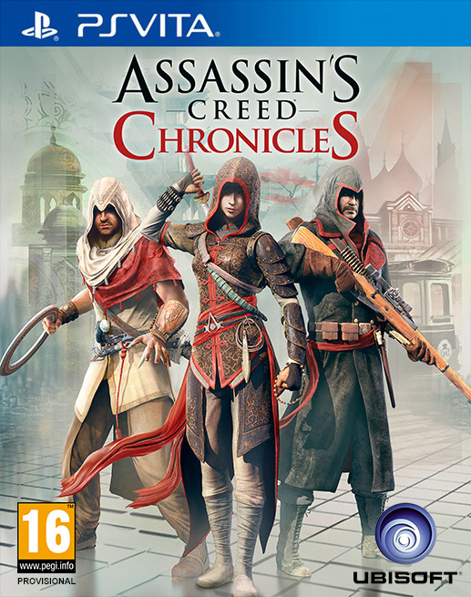 Assassin's Creed Chronicles, Игри за XBOX, XBOX360