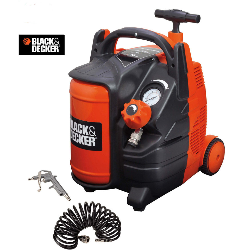 BLACK & DECKER BD195/5-MY-T, Компресори