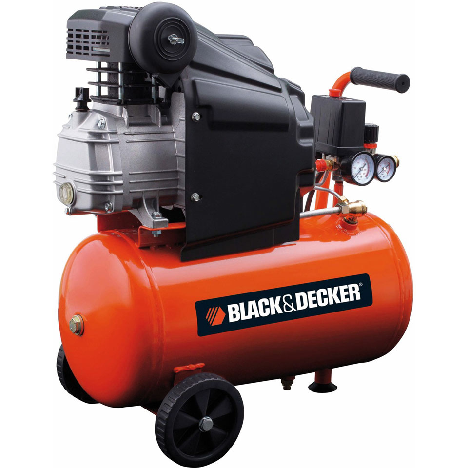 BLACK & DECKER BD205/24, Компресори