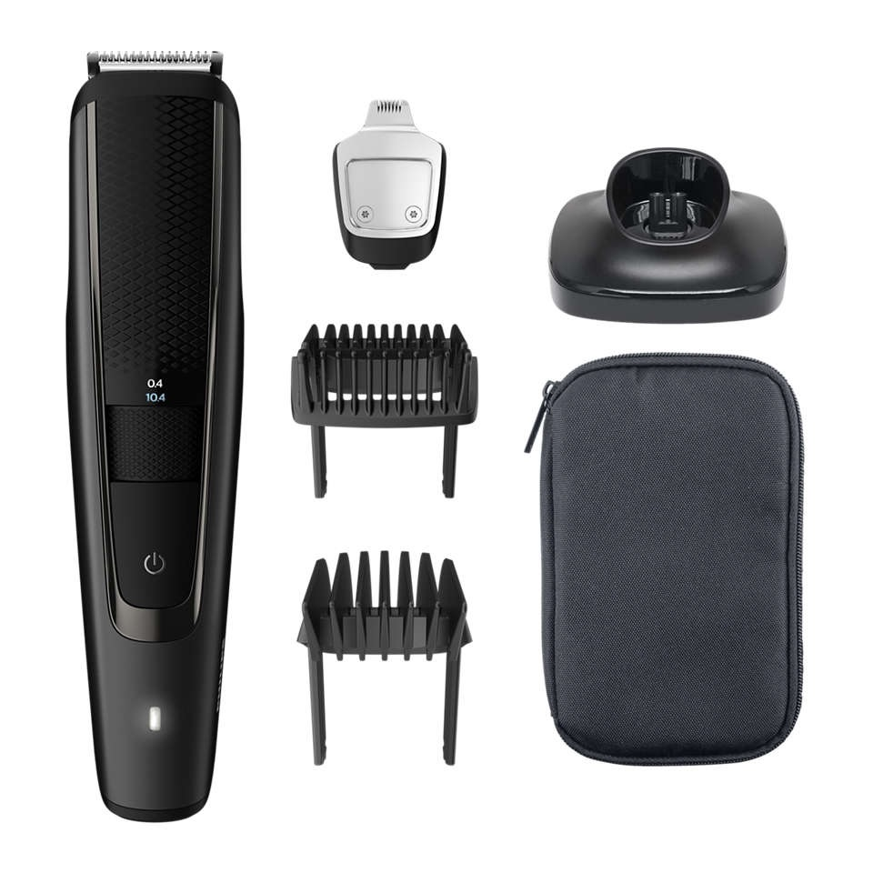 PHILIPS BT5515/15 Beardtrimmer series 5000, Тример за брада