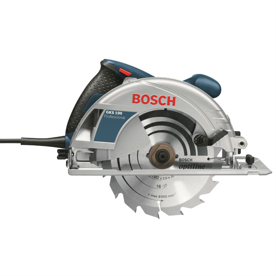 Bosch GKS 190, Професионални циркуляри