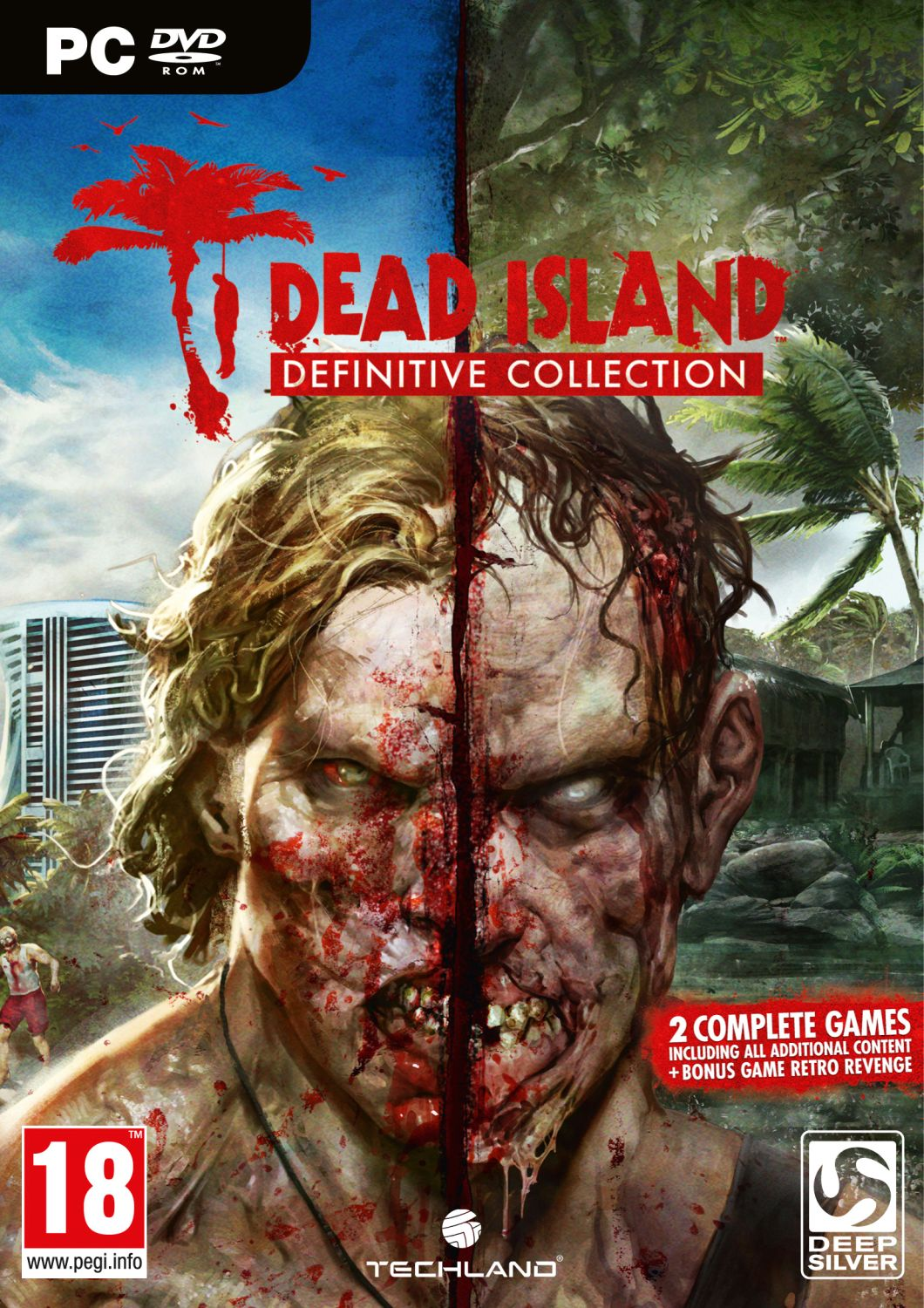 Dead Island Definitive Collection, Игри за PC