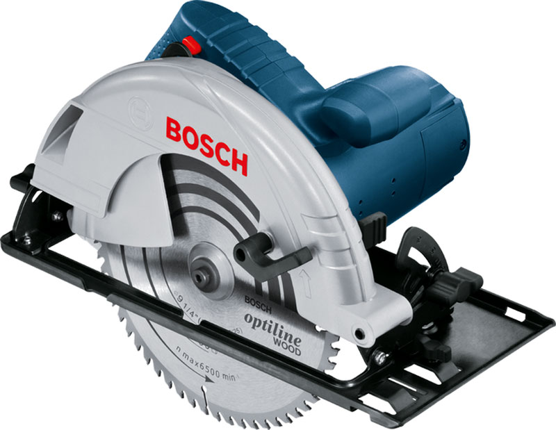 Bosch GKS 235 Turbo, Професионални циркуляри