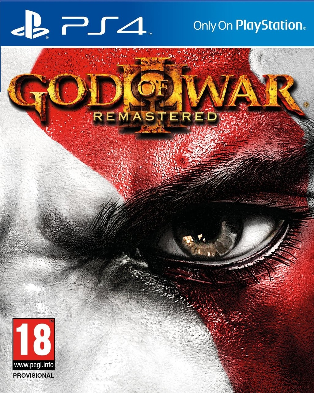 God of War III Remastered, Игри за PlayStation 4