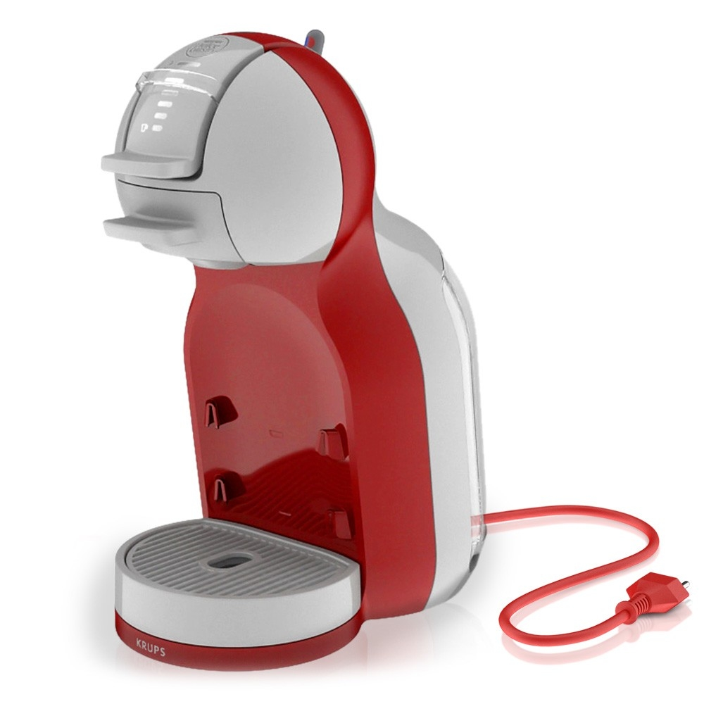 KRUPS KP1205, Dolce Gusto MINI ME, Espresso machine, 1500 W, 0.8l, 15 bar, red - Увеличи снимката