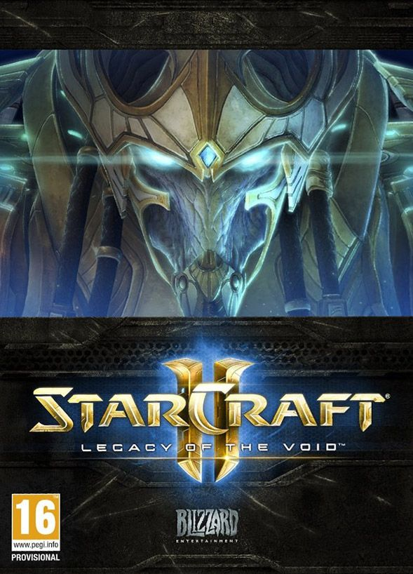 StarCraft II: Legacy of the Void - PRE-ORDER, Игри за PC