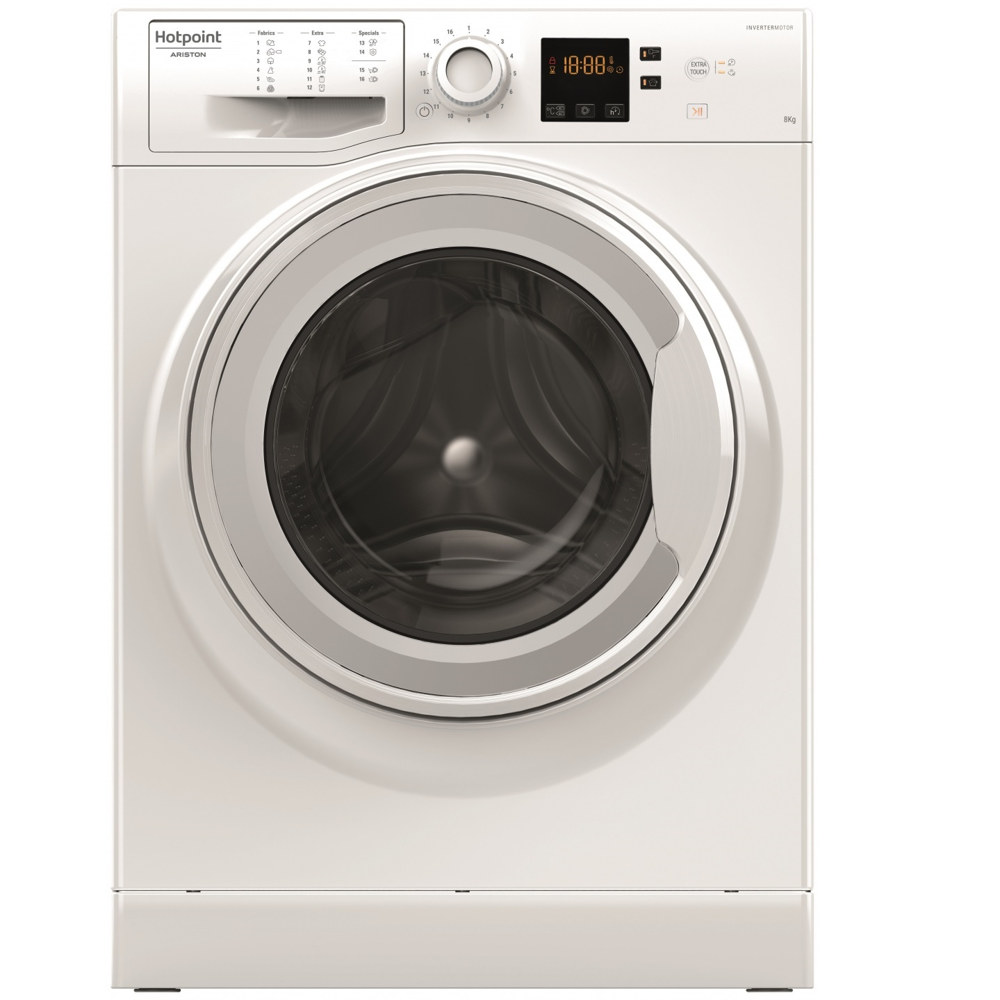 HOTPOINT ARISTON NS 823C W EU, перална машина, 8 кг, А+++