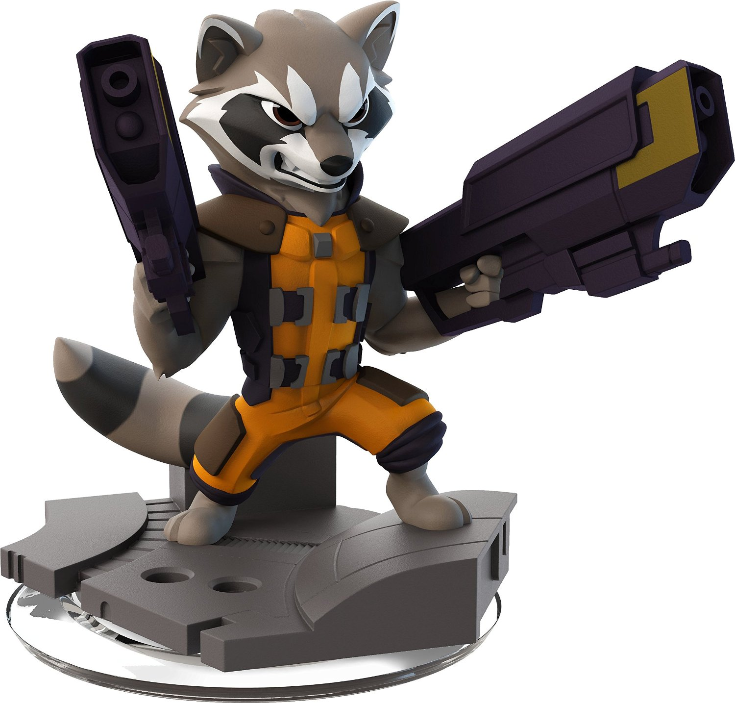 Disney Infinity 2.0: Rocket Raccoon, Игри за Nintendo Wii